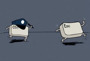Ctrl - Esc by Loy