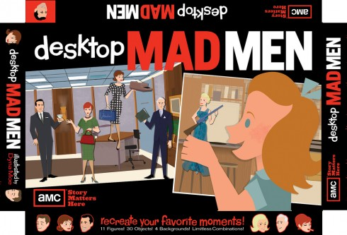 Mad Men Desktop
