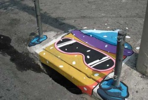 street art ski