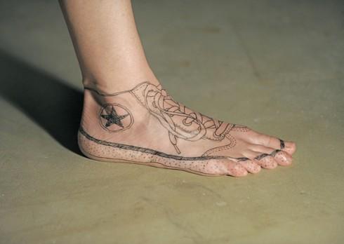 8/21/09: foot