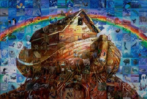 mural-arca-noe