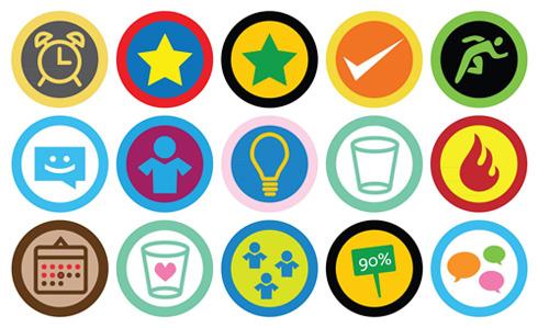 Resultado de imagen de badges gamification