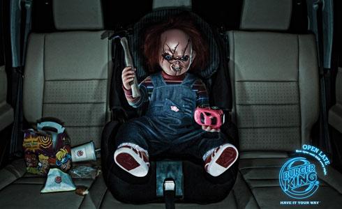 Burger King Chucky