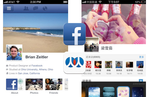 Facebook vs Renren