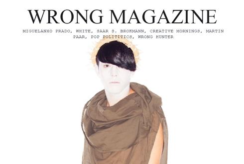 wrong magazine