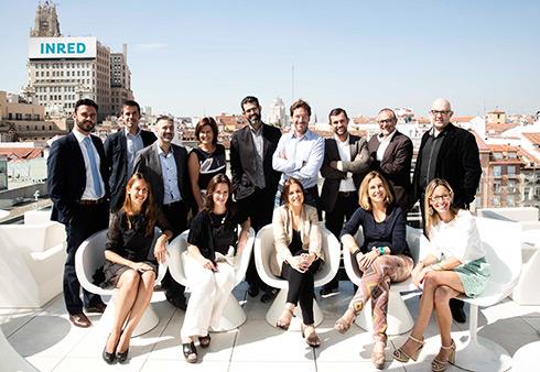 INRED reunión Madrid