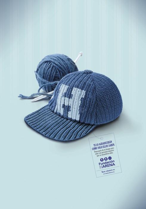 elcuartel-fundacionharena-gorra