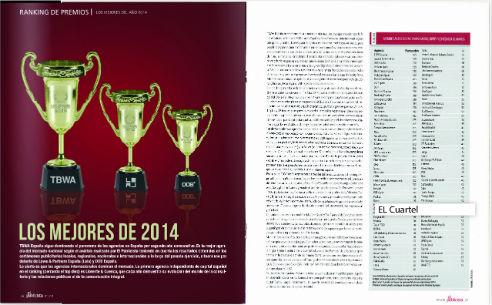 ranking 100 mejores agencias de publicidad