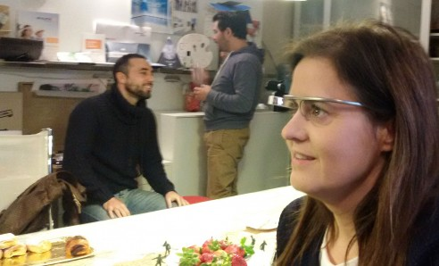 Google Glass El Cuartel